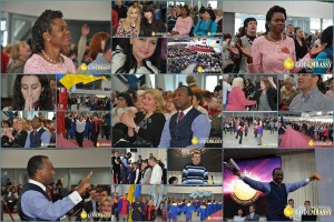 Сollage Anointing Service (2.07.2016)
