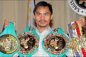 Pacquiao Is Real