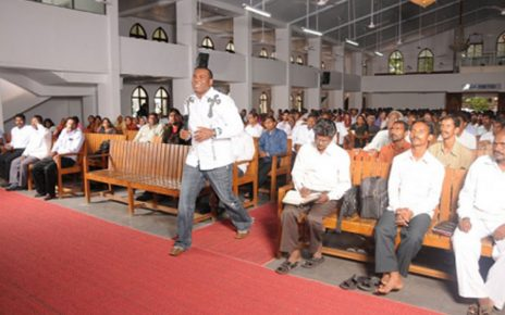 Ministry in India