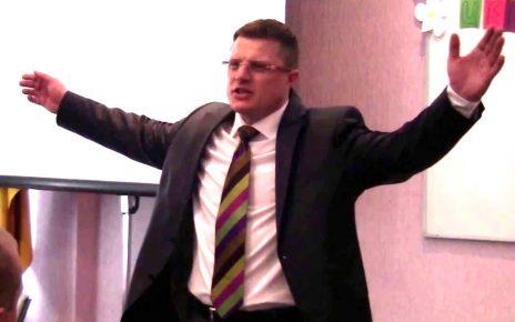 Pastor Roman Trokhin