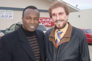 Pastor Sunday Adelaja and T.L. Osborn