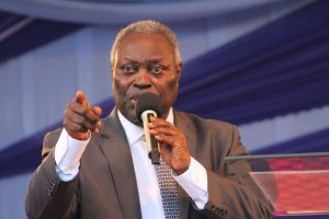 Pastor William Folorunso Kumuyi