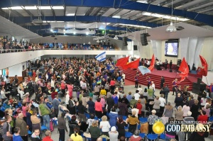 Anointing service (2.07.2016)