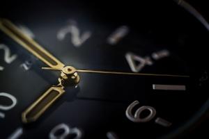 Time. Clock.