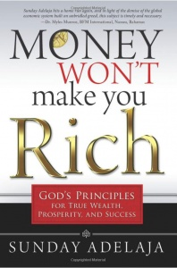 Book Money Wont Make You Rich