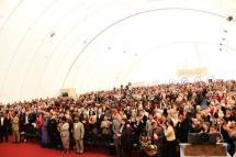 The 17th church anniversary 15