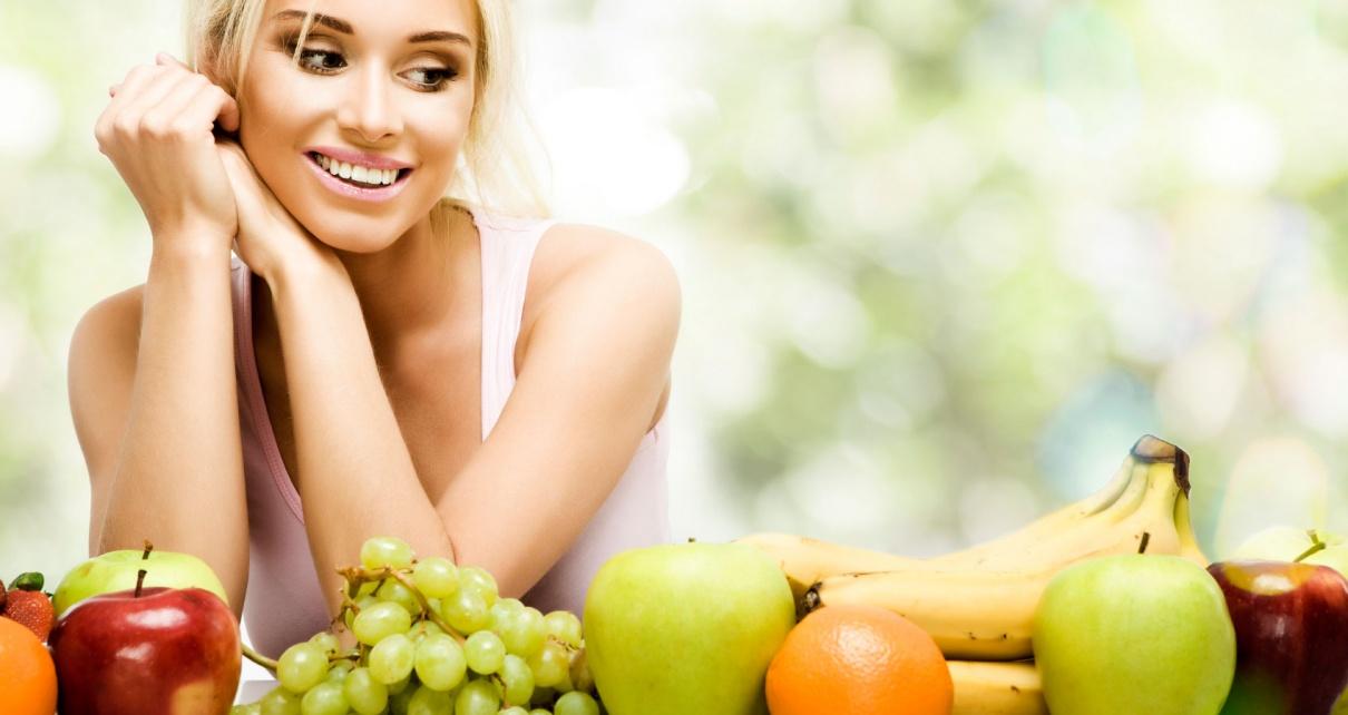 Eating fruit